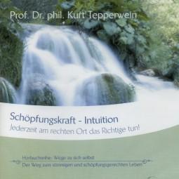 Schöpfungskraft Intuition