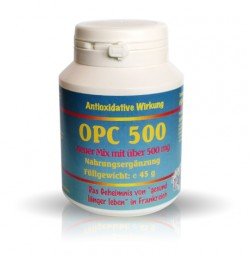 OPC 500 Traubenkern-Extrakt